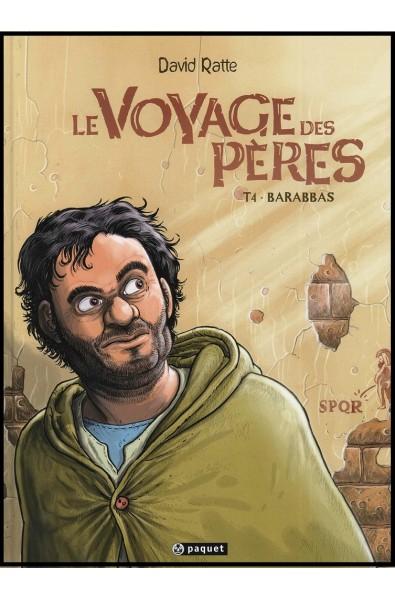 BD - Voyage des Pères, Le - 4 Barrabas