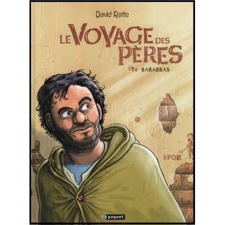 Voyage des Pères, Le - 4 Barrabas - BD