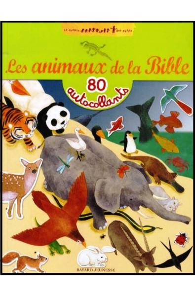 Animaux de la Bible, Les, 80 autocollants