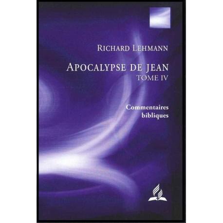 Apocalypse de Jean,  Tome 4
