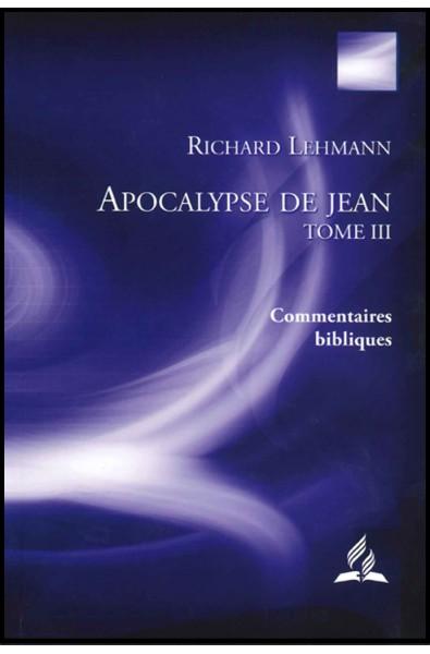Apocalypse de Jean, Tome 3