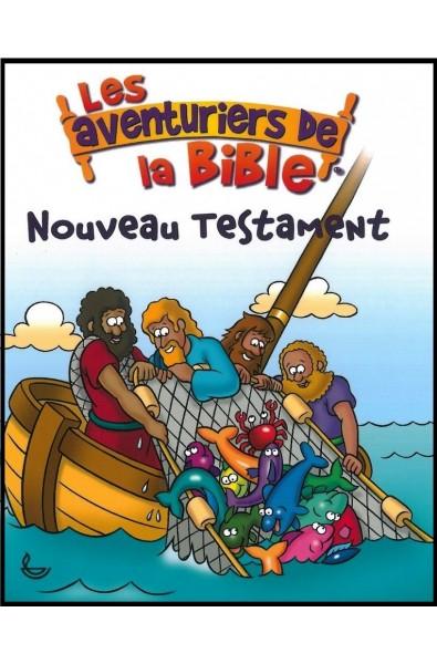 Aventuriers de la Bible, Les - Nouveau Testament