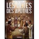BD - Actes des apôtres 1e partie