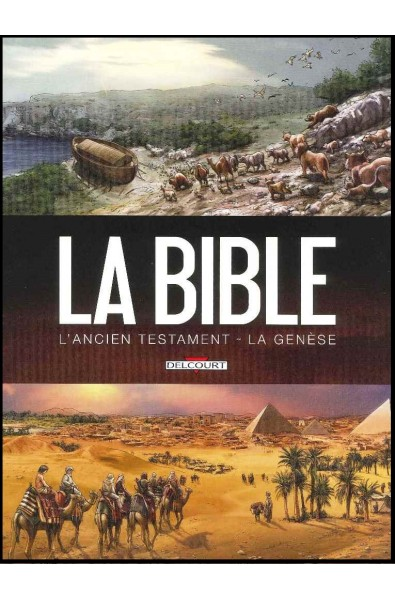 BD - Bible, La, Fourreau - Genèse