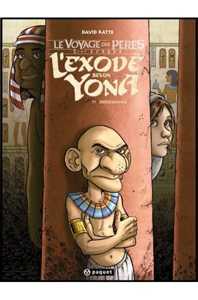 BD - Exode selon Yona, Tome 1
