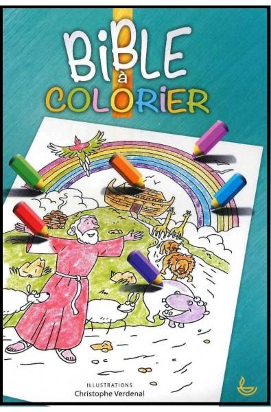 Bible à colorier