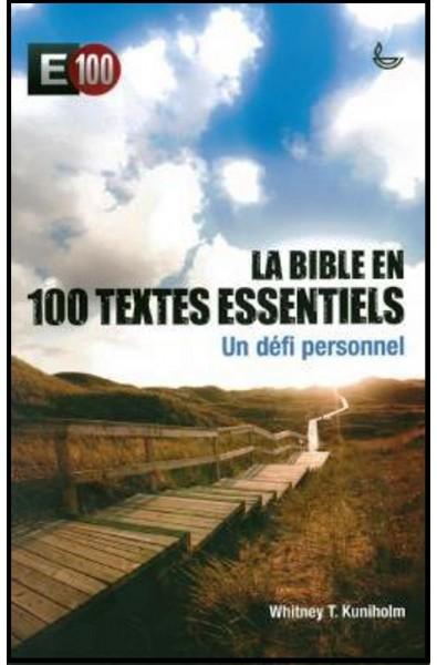 Bible en 100 textes esssentiels, La