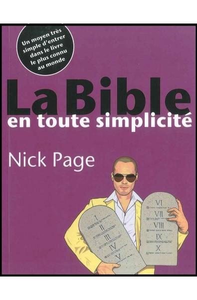 Bible en toute simplicité, La
