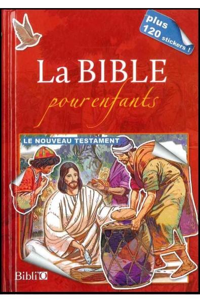 Bible pour enfants, La - Nouveau Testament