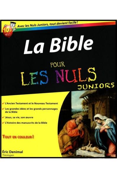 Bible pour les Nuls juniors