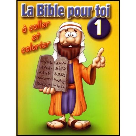 Bible pour toi 1 De la création à Ruth