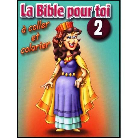 Bible pour toi 2 De Samuel à Jonas