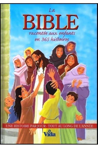 Bible racontée aux enfants en 365 jours, La