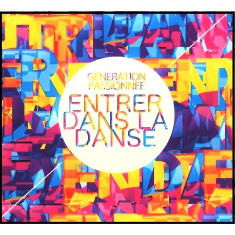 CD - Entrer dans la danse