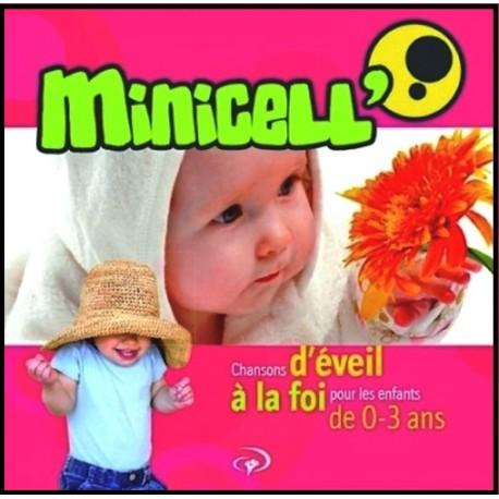 CD - Minicell' chansons d'éveil à la foi