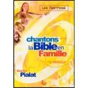 Chantons la Bible en famile - Partitions