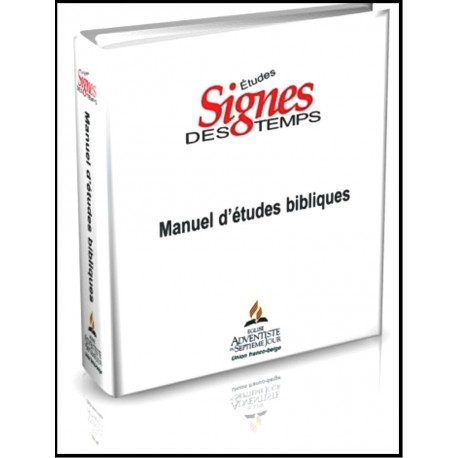 Classeur Etudes Bibliques