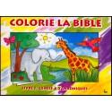 Colorie la Bible No 1, Genèse à 2 Chroniques
