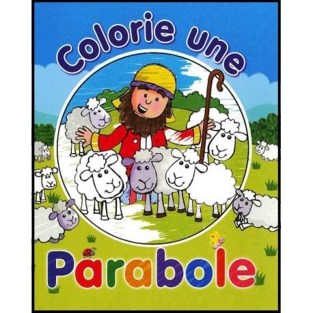 Colorie une parabole