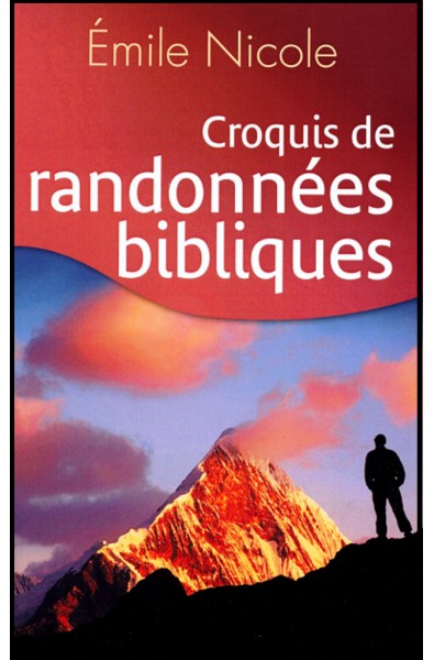 Croquis de randonnées bibliques