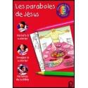Découvrir la Bible en coloriant - Les Paraboles de Jésus