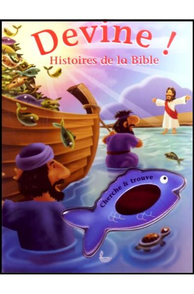 Devine ! Histoires de la Bible
