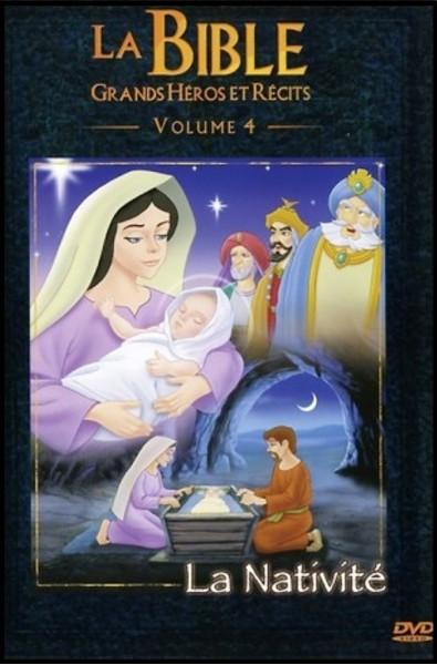 DVD - Bible, La - Grands héros et récits 4 La nativité