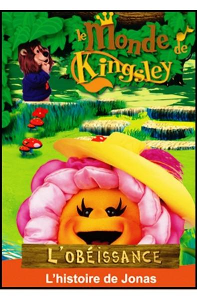 DVD - Monde de Kingsley  15 - Histoire de Jonas, L'obéissance