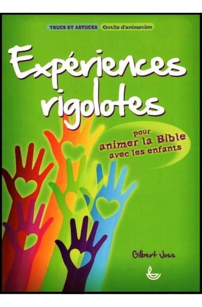 Trucs et astuces - Expériences rigolotes - Pour animer la Bible avec les enfants