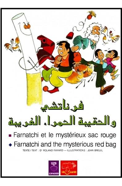 Farnatchi et le mystérieux sac rouge