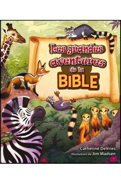 Grandes aventures de la Bible, Les