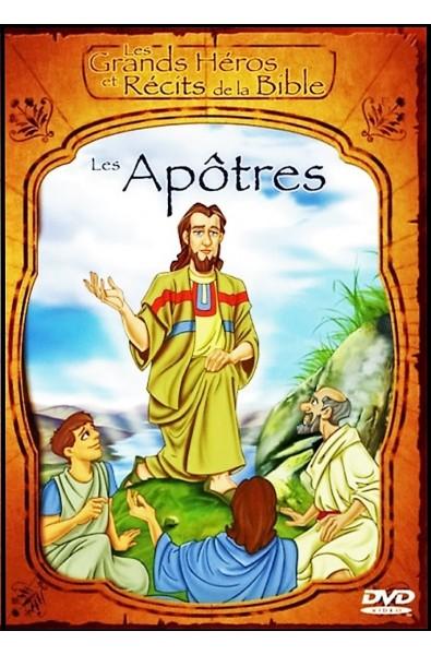 DVD - Grands héros et Récits  : les apôtres