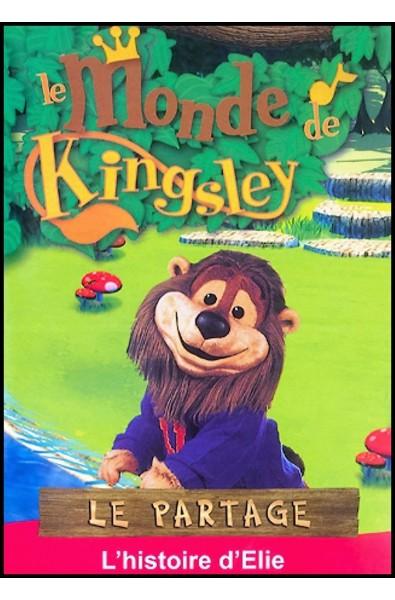 DVD - Monde de Kingsley 17 - Histoire d'Elie, Le partage