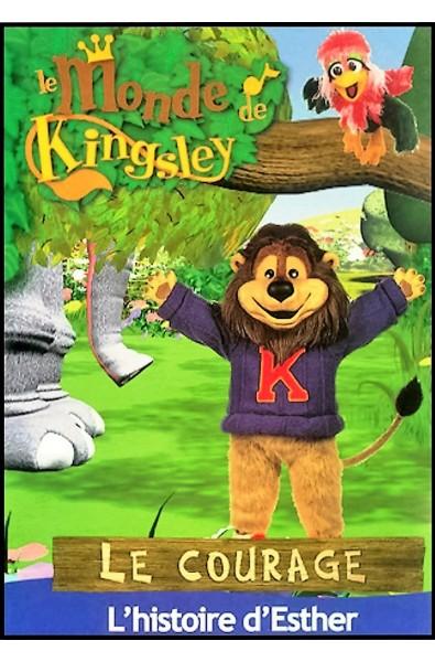 DVD - Monde de Kingsley 1 - Histoire d'Esther, Le courage