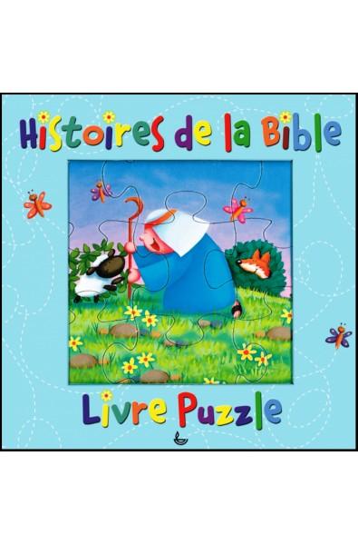 Histoires de la Bible - Livres Puzzle