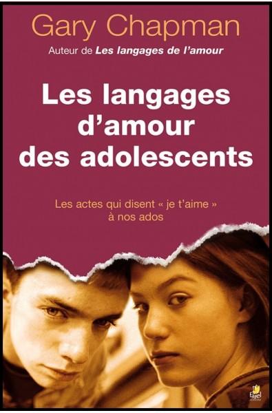 Langages d'amour des adolescents