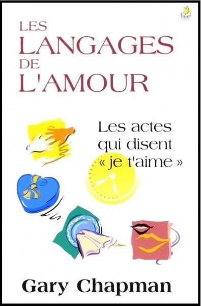 Langages de l'Amour, Les - Relié
