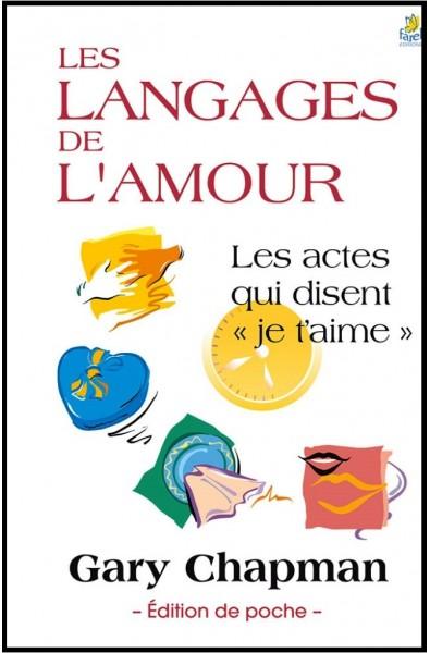 Langages de l'amour, Les - Poche