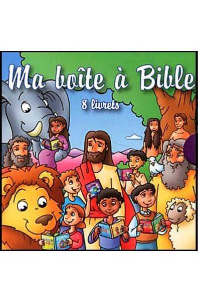 Ma boîte à Bible - 8 livrets