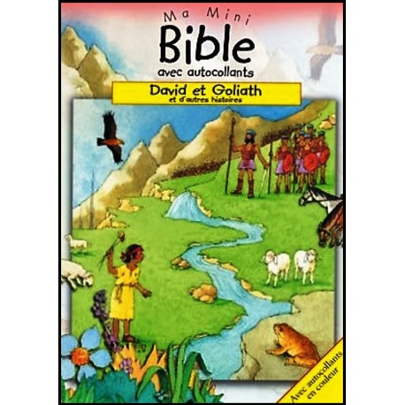 Ma Mini Bible - David et Goliath