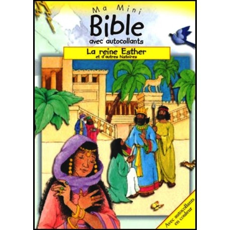 Ma Mini Bible - La reine Esther