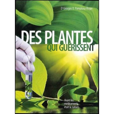 Magabook - Des plantes qui guérissent