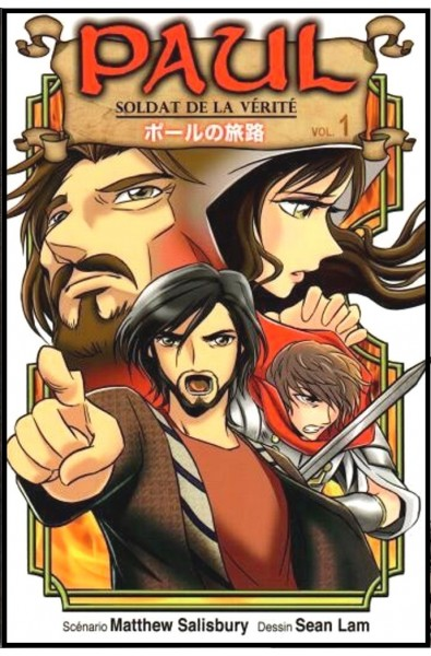 BD Manga - Paul, soldat de la vérité 1