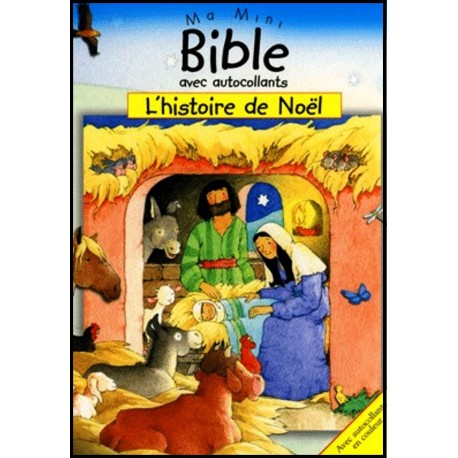 Ma Mini Bible - L'histoire de Noël