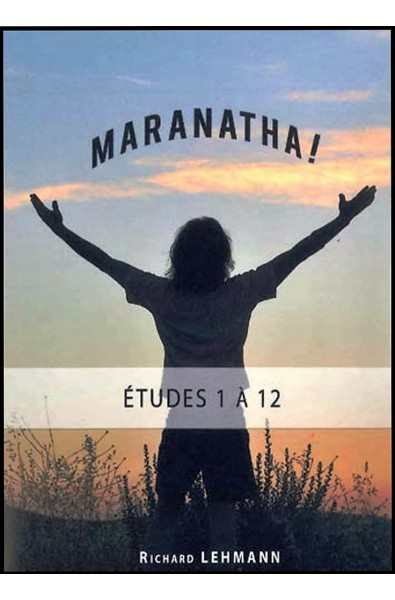 Maranatha coffret