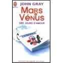 Mars et Vénus 365 jours d'amour