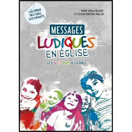 Messages ludiques en église
