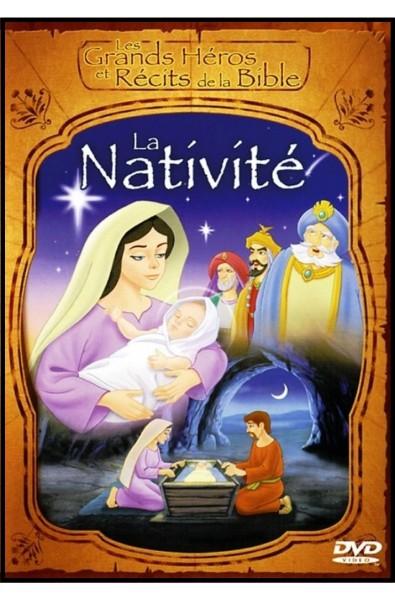 DVD - Grands Héros et Récits : La Nativité