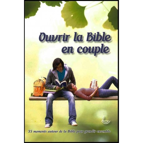 Ouvrir la Bible en couple
