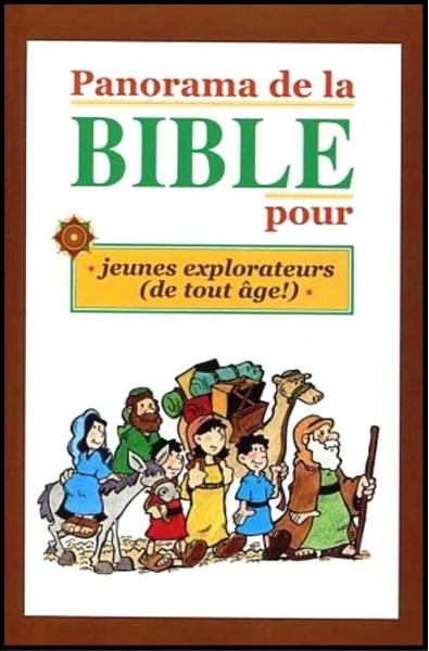 Panorama de la Bible pour jeunes explorateurs